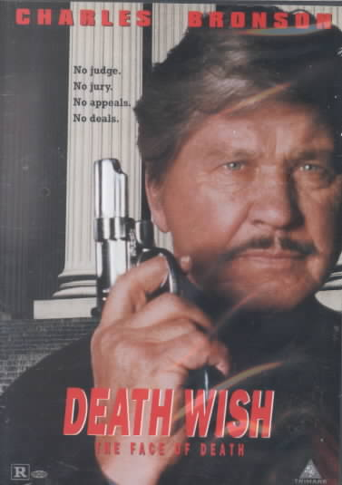 DEATH WISH:FACE OF DEATH BY BRONSON,CHARLES (DVD)