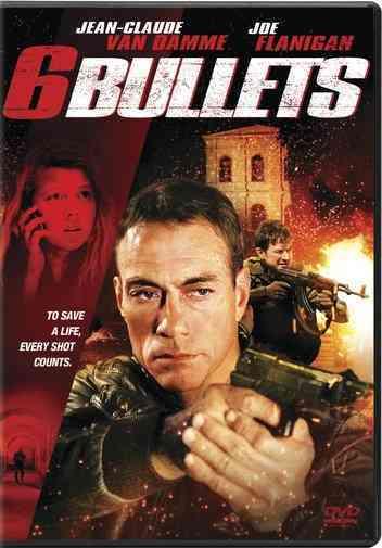 6 BULLETS BY VAN DAMME,JEAN-CLAU (DVD)